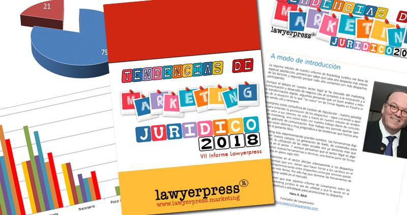 Informe de Marketing Jurídico 2018