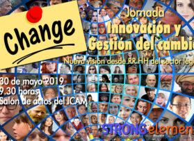 Jornada Innovación y Gestión del cambio – Nueva visión desde RR.HH del sector legal