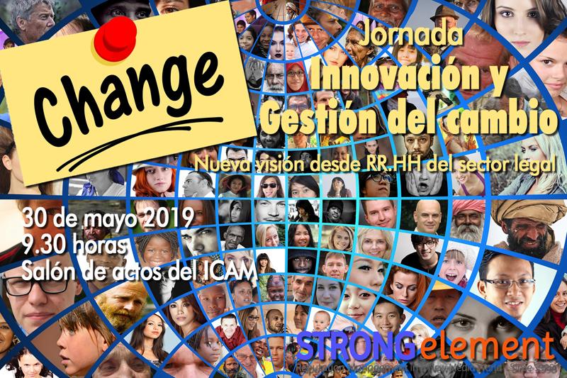 Jornada Innovación y Gestión del cambio