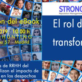 Presentación del eBook «El rol de RRHH en la transformación digital»