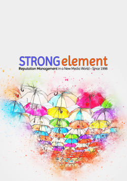 STRONG element