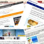 Los medios se hacen eco de la presentación del Informe de Marketing Jurídico 2019