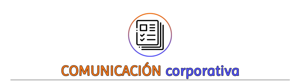 Comunicación corporativa by STRONG element